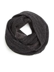 Bickley And Mitchell Thermal Infinity Scarf Navy Black