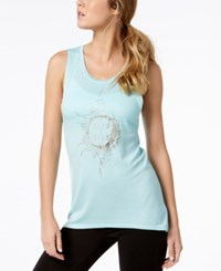 Gaiam Ana Graphic Sun And Moon Tank Top Island Paradise