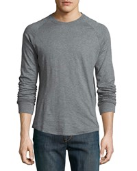 Penguin Long Sleeve Knit Tee Griffin