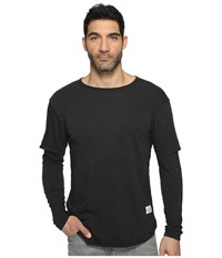 Kinetix Lincoln Vintage Black Men's Clothing