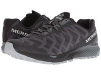Merrell Agility Synthesis Flex Black Running Shoes