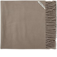 Acne Studios Canada New Scarf Brown