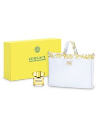 Versace Yellow Diamond Summer Intensification Value Set No Color