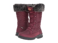 Kamik Yonkers Burgundy Women's Cold Weather Boots
