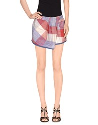 Clu Skirts Mini Skirts Women Red