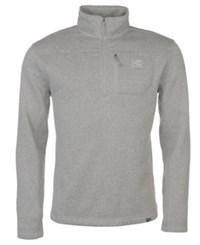 Karrimor Life Fleece Pullover From Eastern Mountain Sports Grey Marl