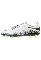 Nike Performance Hypervenom Phelon Ii Agpro Football Boots Pure Platinum Black Ghost Green Cool Grey Metallic Silver Clear Jade