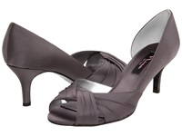 Nina Culver Steel Stealth Gray Stealth Gray Women's Bridal Shoes
