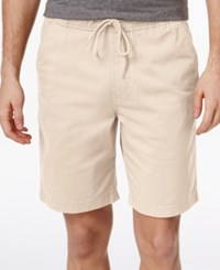 American Rag Men's Pull On Cotton Shorts Only At Macy's Stoneblock