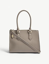 Aldo Yeima Faux Leather Tote Taupe
