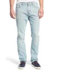 Tommy Hilfiger Slim Fit Parched Jeans Light Wash