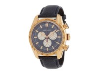 Versace V Ray Vdb03 0014 Rose Gold Black Watches