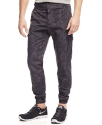 Nike Fc Printed Cargo Pants Anthracite