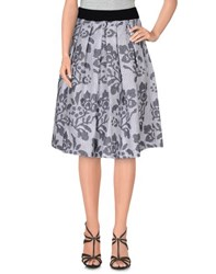 Vicolo Skirts Knee Length Skirts Women