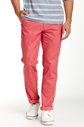 Tailorbyrd Chino Pant Red