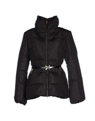 Betty Blue Down Jackets Black