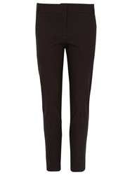 Sugarhill Boutique Kate Jacquard Trousers Black