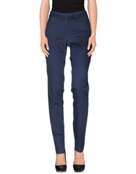 Marella Trousers Casual Trousers Women Slate Blue