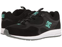 Dc Kalis Lite Black Turquoise Men's Skate Shoes