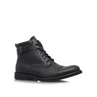 Kurt Geiger Taylor Synthetic Boots Chelsea Black