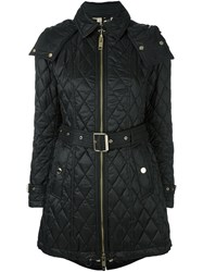 Burberry 'Bellbridge' Quilted Jacket Black
