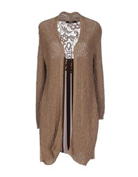 Siste's Siste' S Knitwear Cardigans Women Light Brown