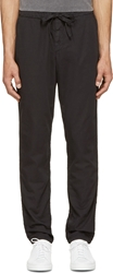 Surface To Air Black Belmont Trousers
