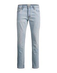 Jack And Jones Jorynez Tim Slim Straight Jeans