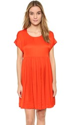 Gat Rimon Collie Dress Orange