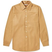 Our Legacy Borrowed Shirt Neutrals