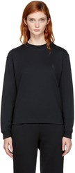 Nikelab Black Essentials Mock Neck Sweatshirt
