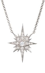 Sara Weinstock Women's Gretta Starburst Necklace Gold