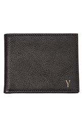 Cathy's Concepts Personalized Bifold Wallet Grey