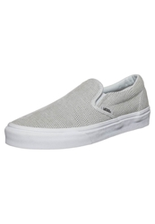 Vans Classic Slipons Pebble Snake Glacier Gray Light Grey