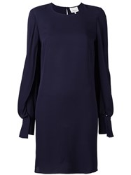 3.1 Phillip Lim Shift Dress Blue