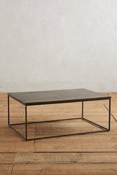 Anthropologie Souline Coffee Table Carbon
