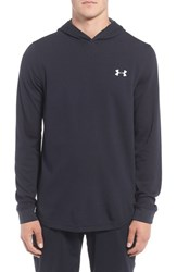 Under Armour Men's Waffle Knit Hoodie Black