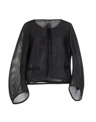 Es'givien Suits And Jackets Blazers Women Black