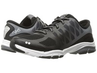 Ryka Vestige Rzx Black Frost Grey White Women's Cross Training Shoes