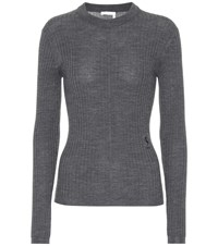 Chloe Knitted Sweater Grey