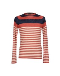 Antony Morato Knitwear Jumpers Men Rust