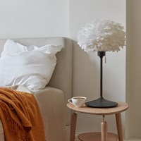 Umage Champagne Table Lamp Stand Black
