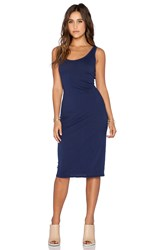 Nation Ltd. Lake Havasu Dress Navy