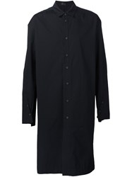 Lost And Found Ria Dunn Longline Shirt Black