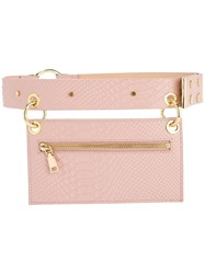 Alice Mccall Don't Be Jealous Belt Pink