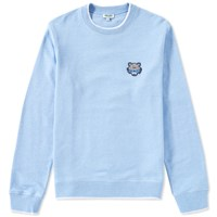 Kenzo Tiger Crew Sweat Blue