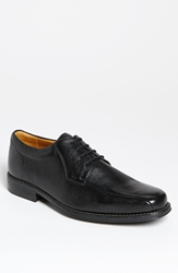 Sandro Moscoloni 'Belmont' Bicycle Toe Derby Black