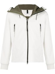 C.P. Company Cp Hooded Jacket White