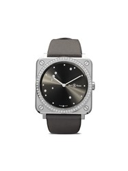 Bell And Ross Br S Grey Diamond Eagle Diamonds 39Mm