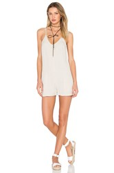 York Street Playsuit Beige